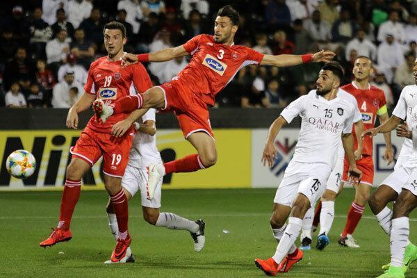 ترکیب تیم فوتبال پرسپولیس برای دیدار با السد معین شد