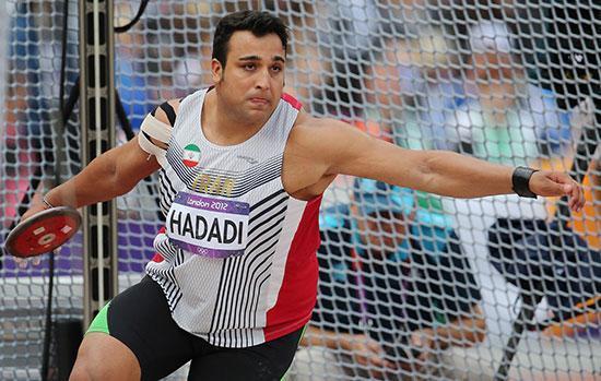 احسان حدادی: طلای المپیک حق من است این راهمه می دانند!
