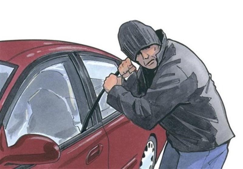 سارقان بیشتر به سراغ کدام خودرو ها برای سرقت می روند؟
