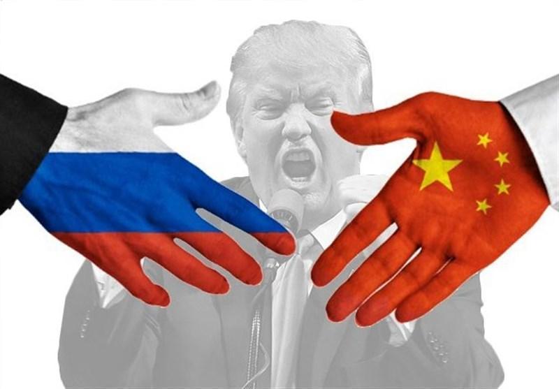 تحریم های آمریکا و فرصتی برای همکاری بیشتر چین با روسیه و ایران