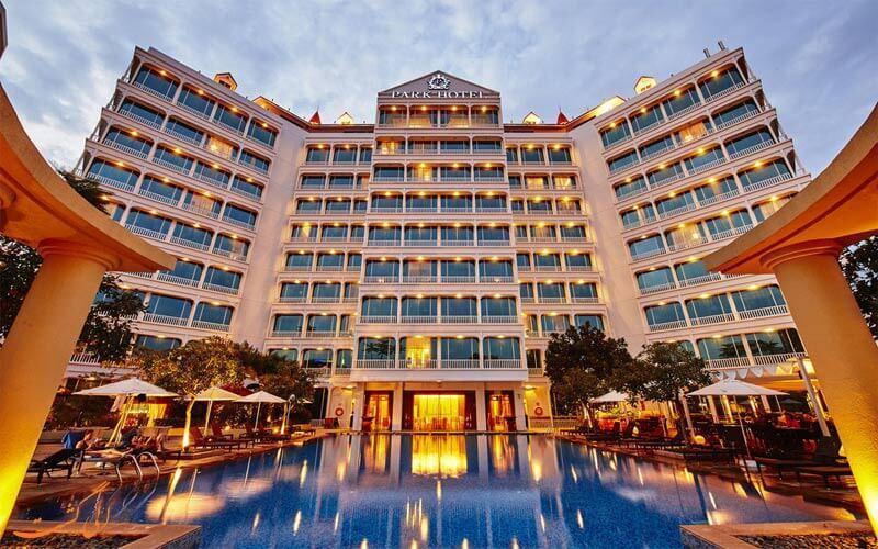 معرفی هتل 4 ستاره پارک کلارک کوای در سنگاپور