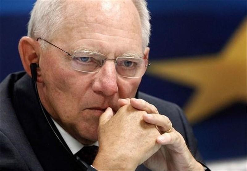 وزیر دارایی آلمان: زمان برای یونان رو به خاتمه است