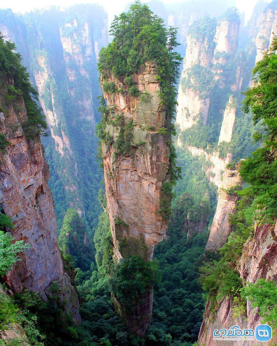 22 جاذبه گردشگری چین ، تصاویری که با دیدنشون به چین سفر میکنید!