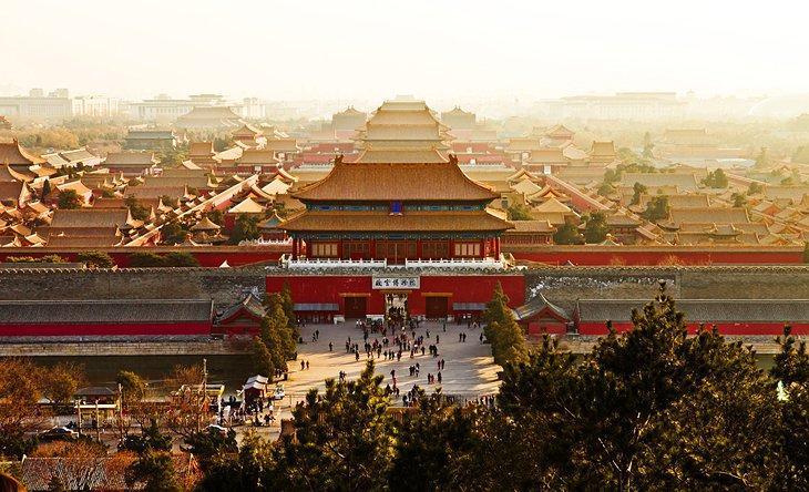آشنایی با شهر ممنوعه و کاخ پادشاهی چین