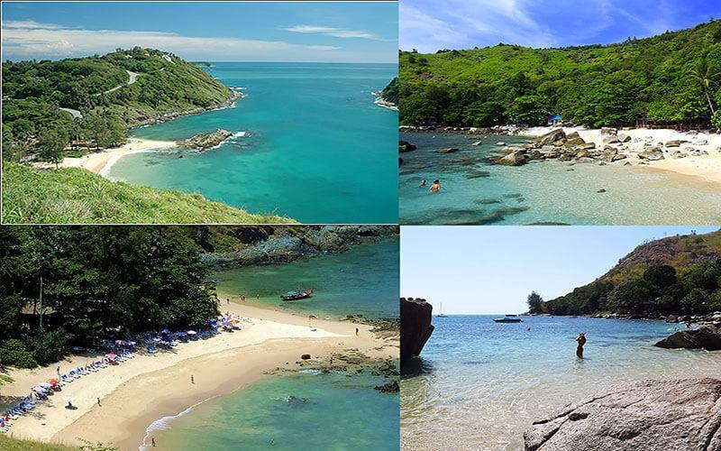 5 ساحل پنهان شده در پوکت