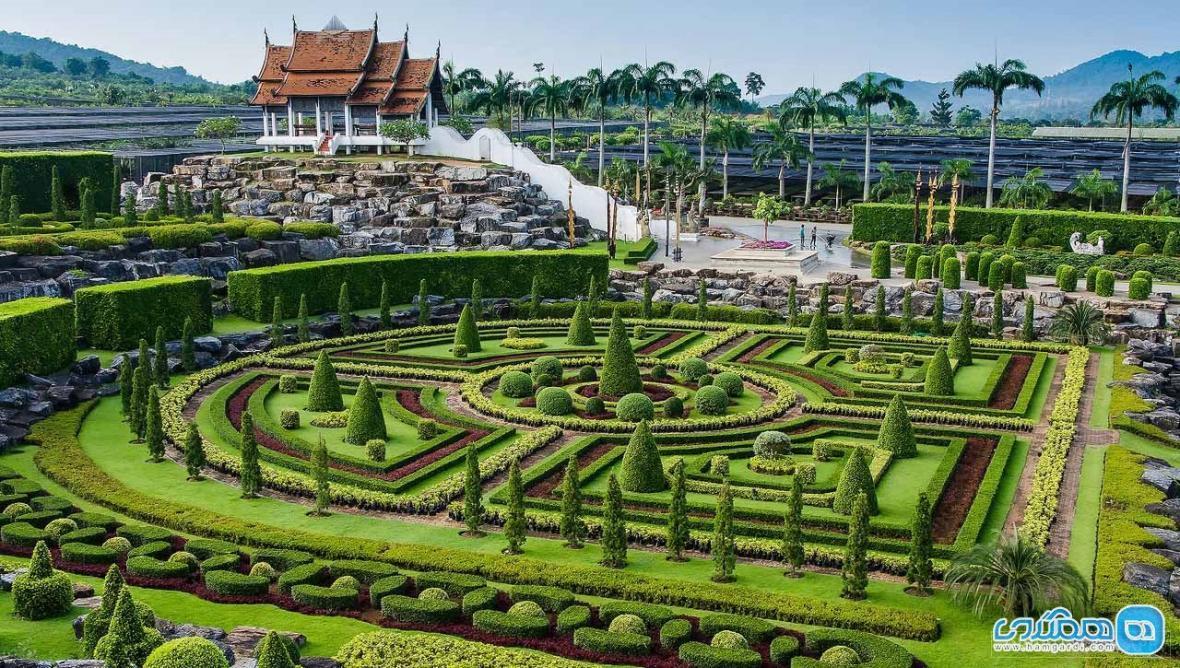نونگ نوچ ، زیباترین پارک استوایی شهر پاتایا