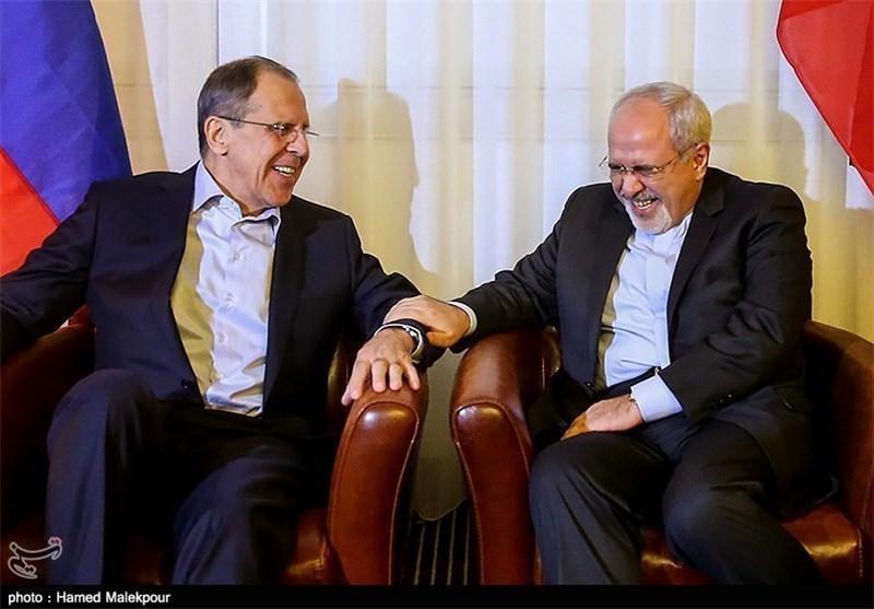 آغاز نشست سه جانبه وزرای خارجه ایران، چین و روسیه