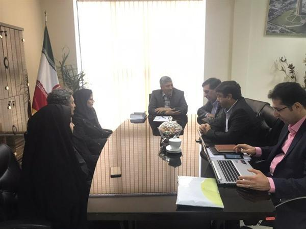 جلسه پیگیری موضوعات موزه بزرگ گلستان برگزار گردید