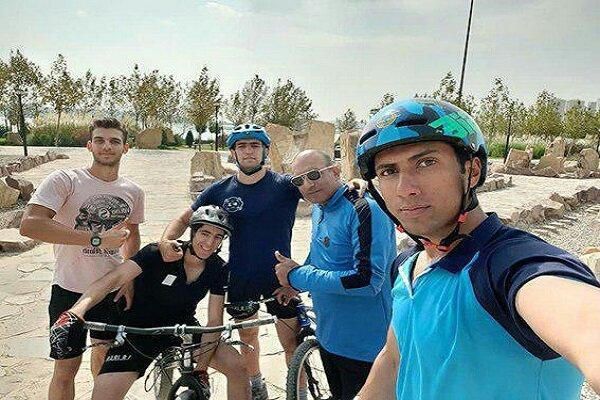 تیم ملی دوچرخه سواری تریال ایران فردا راهی جاکارتا می گردد
