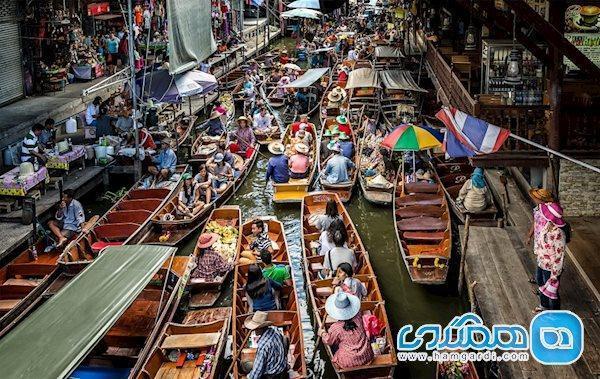 بازارهای شناور بانکوک ، بهترین بازار شناور بانکوک کدام است؟