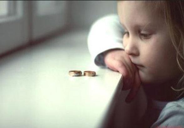 شیوه ای برای کاهش اضطراب فرزندان طلاق