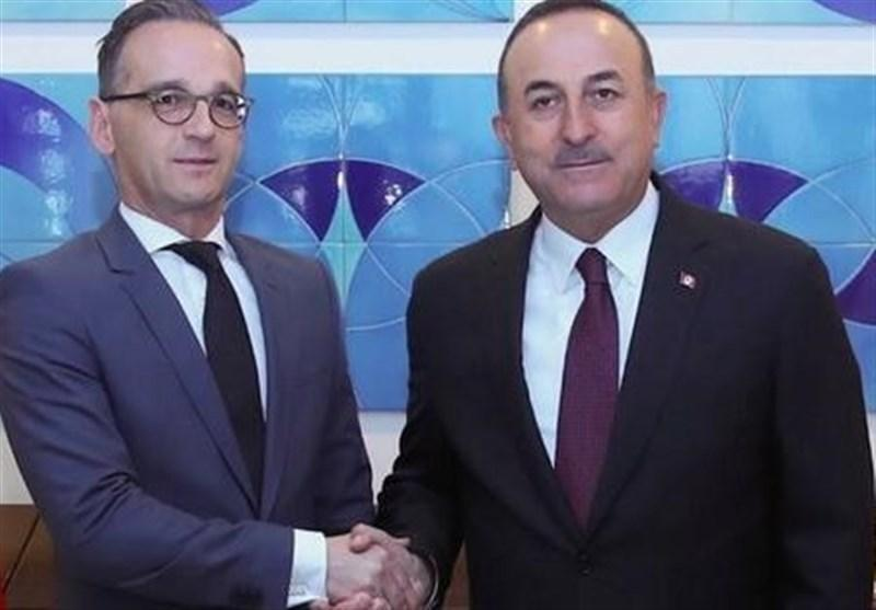 مخالفت ترکیه با ایده آلمان درباره سوریه