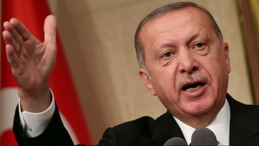 شرط اردوغان برای خروج نظامیان ترکیه از سوریه