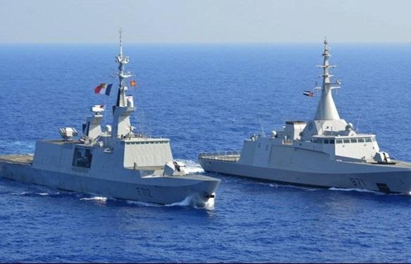 ائتلاف دریایی اروپا از ماه آینده در خلیج فارس فعال می گردد