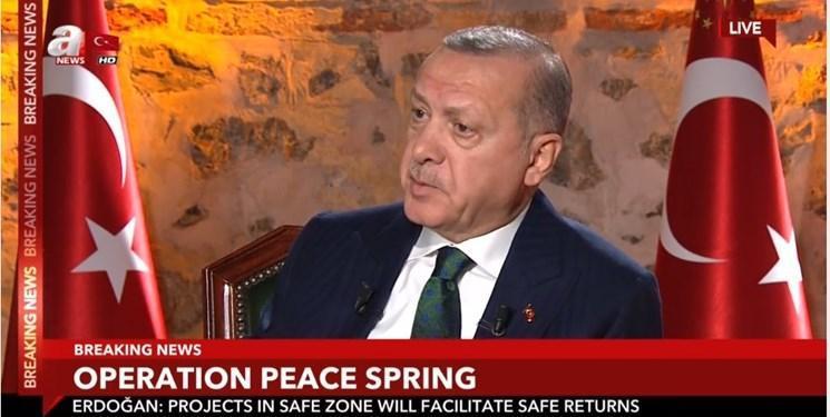 اردوغان آمریکا را به تعطیلی اینجرلیک تهدید کرد