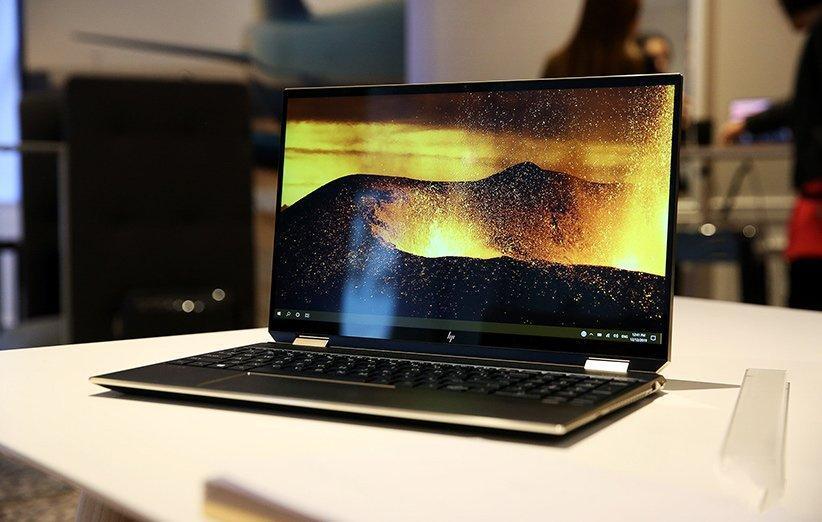 مدل 15 اینچی لپ تاپ اچ پی Spectre x360 با طراحی جدید به روز شد