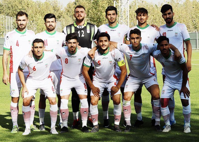 ترکیب تیم امید ایران برای دیدار با قطر اعلام شد