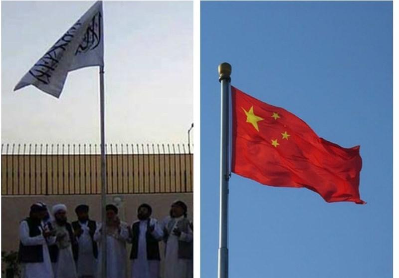 مذاکره مقامات طالبان و چین درباره خاتمه حضور نظامیان خارجی در افغانستان