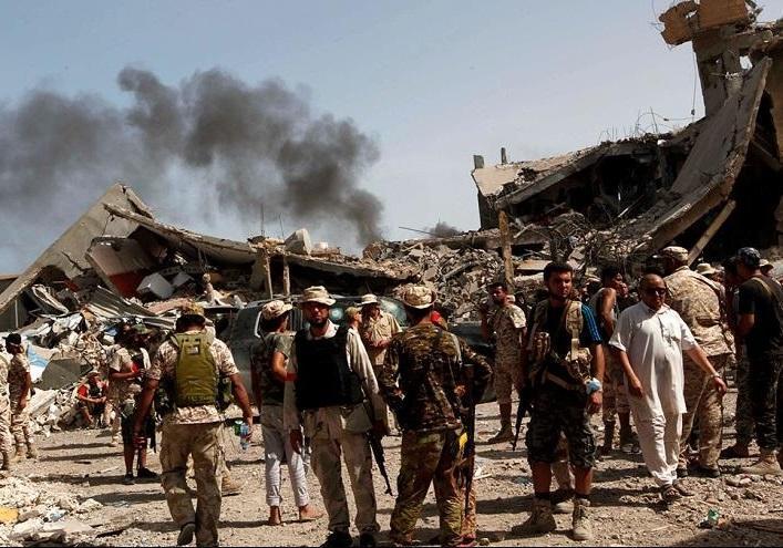 آلمان آتش بس پایدار در لیبی را خواهان شد