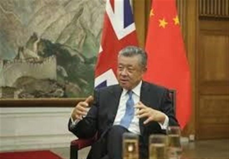 اهدای کمک های پزشکی چین به انگلیس