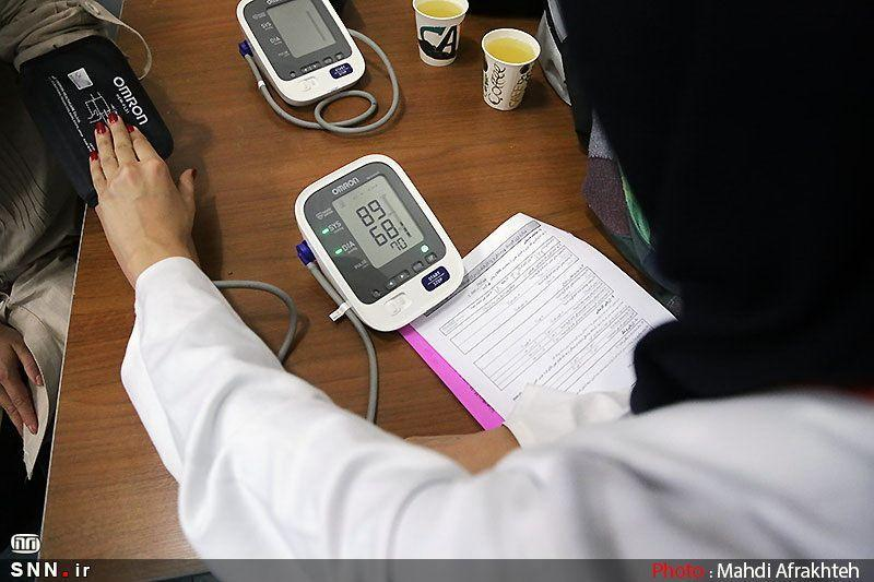 کمیته سلامت گروه جهادی شهید سیاهکالی دانشکده پرستاری ملایر شروع به کار کرد