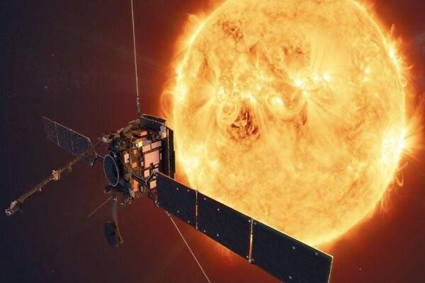 مدارگرد خورشیدی امروز از کنار خورشید می گذرد