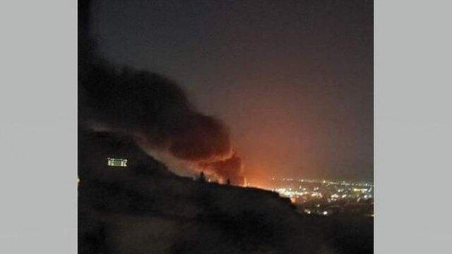 صنعا زیر آتش حملات بی امان سعودی