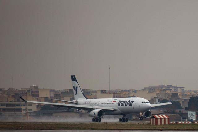 برقراری پروازهای هما از تهران به استانبول