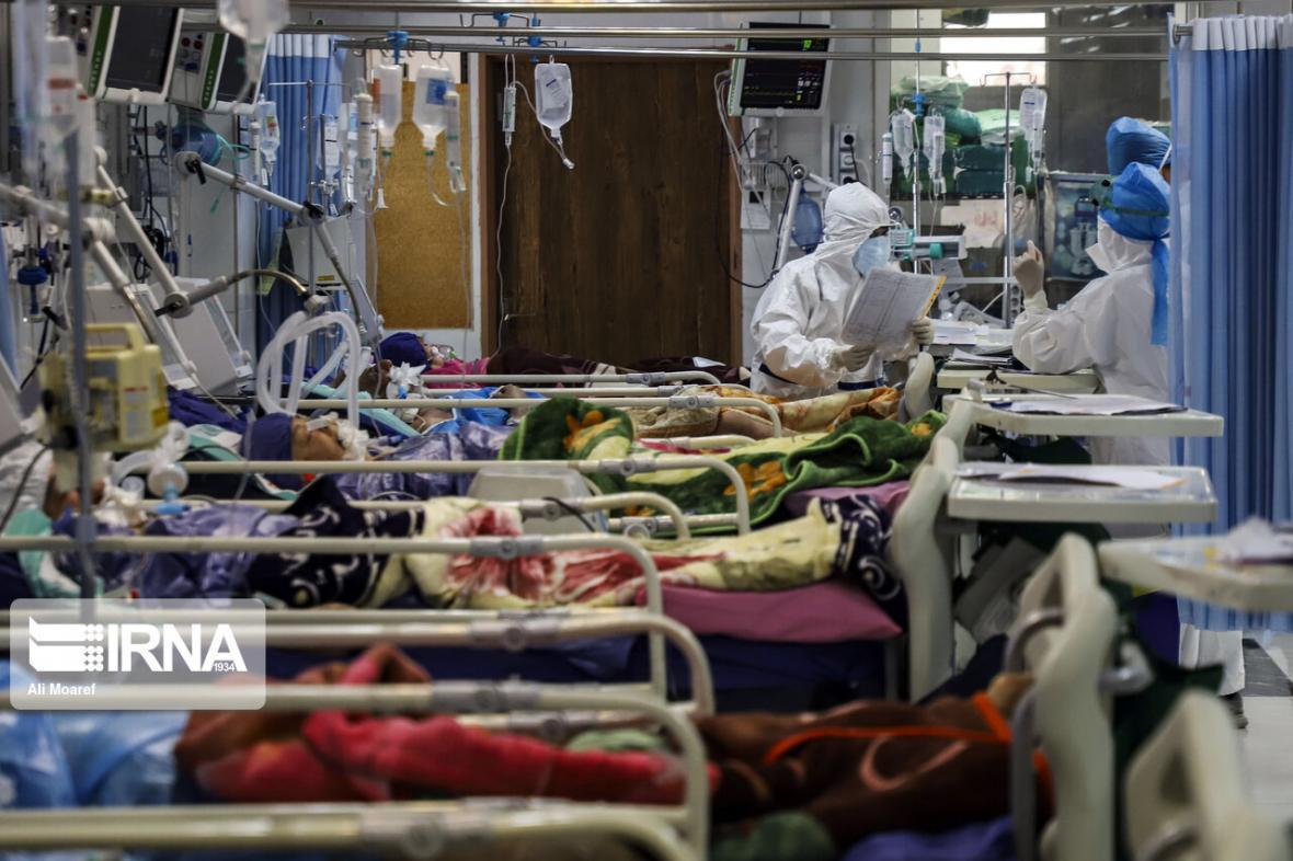 خبرنگاران تعداد بیماران کرونایی خوزستان یک سوم کاهش یافت