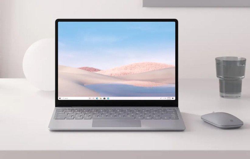 مایکروسافت از سرفیس لپ تاپ گو با قیمت 549 دلار رونمایی کرد