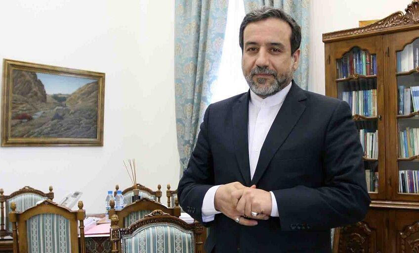 خبرنگاران عراقچی بخشی از طرح ابتکاری ایران برای برقراری صلح در قره باغ را بیان کرد