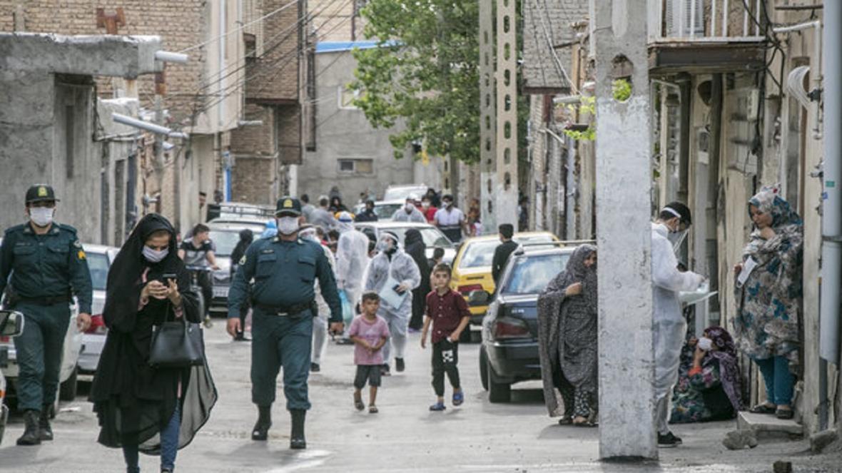 تهران با چه راهکاری از شرایط قرمز خارج می گردد؟