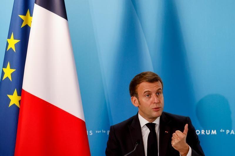 فرانسه از آتش بس قره باغ حمایت کرد