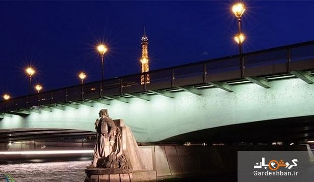 پل آلما ؛ پل تاریخی فرانسه بر روی رودخانه سن، عکس