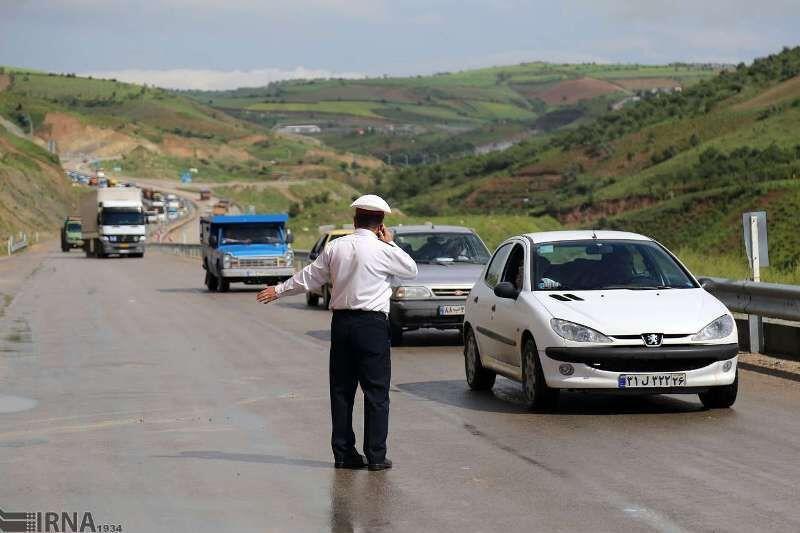 خبرنگاران ورود خودروهای غیربومی به دلفان ممنوع شد