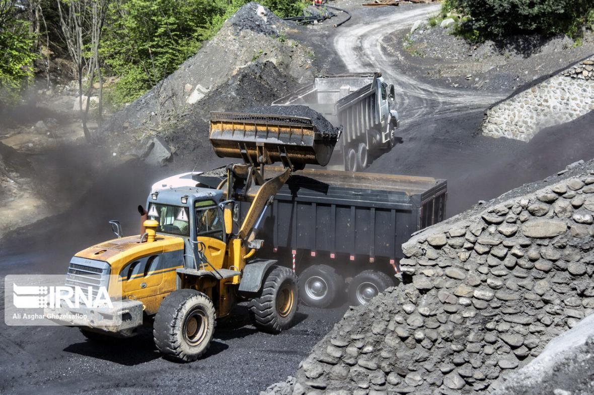 خبرنگاران تولید کنسانتره زغالسنگ به بیش از 762 هزار تن رسید