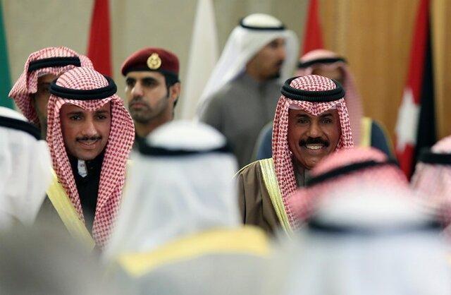 تأکید کویت بر ادامه تلاش ها برای حل بحران شورای همکاری خلیج فارس