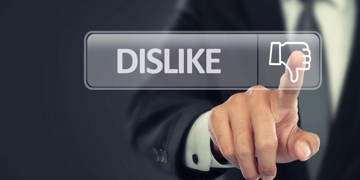 دکمه Dislike در توییتر؟