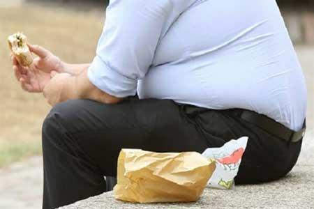 عوارض چاقی در درمان کرونا