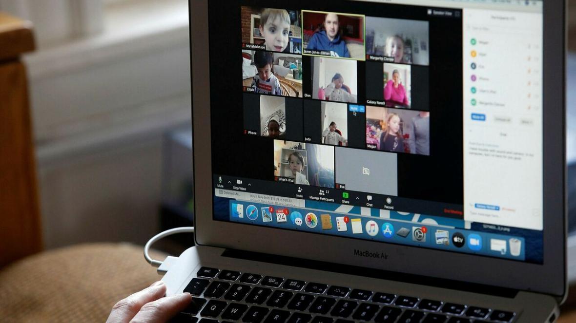 زوم zoom؛ اپلیکیشنی برای جمع های محبت آمیز و جلسات کاری