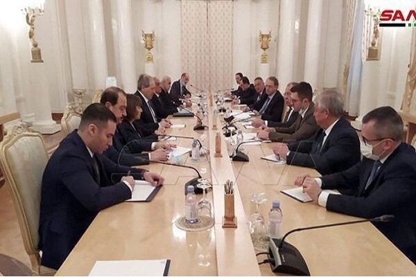 مسکو نقش مهمی در حفاظت از امنیت و صلح بین المللی ایفا می نماید