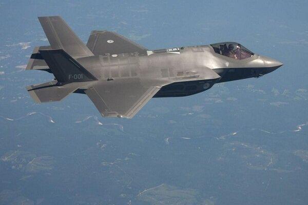 تعداد جنگنده های اف-35 آمریکا در مرز روسیه افزایش یافت