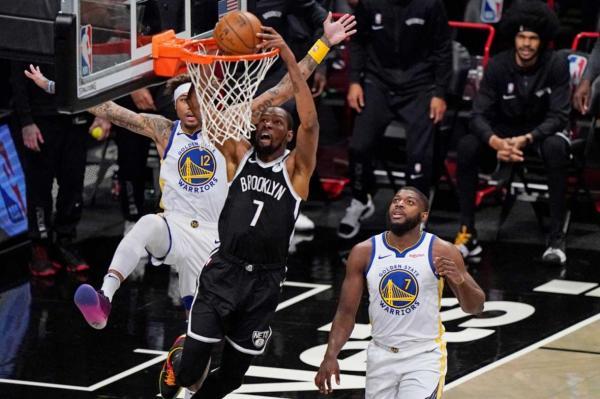 آغاز مقتدرانه بروکلین نتس برابر گلدن استیت، شکست لس آنجلس لیکرز مقابل لس آنجلس کلیپرز در آغاز فصل جدید NBA