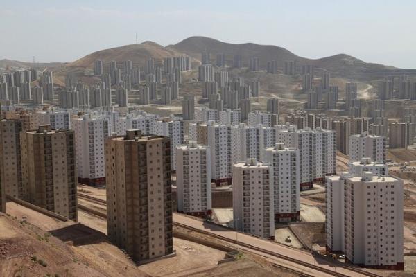 آپارتمانهای خالی پردیس مشمول مالیات می گردد