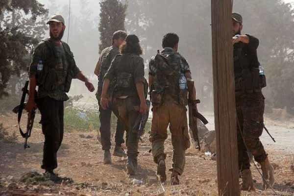 جبهه النصره 20 مرتبه مناطق کاهش تنش در سوریه را هدف قرار داد