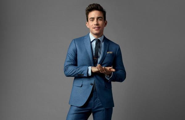 اصول طلایی لباس پوشیدن آقایان قدکوتاه برای بلندتر به نظر رسیدن