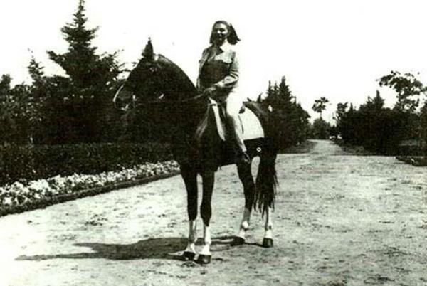 سرنوشت اسبی که به فرح سواری نداد