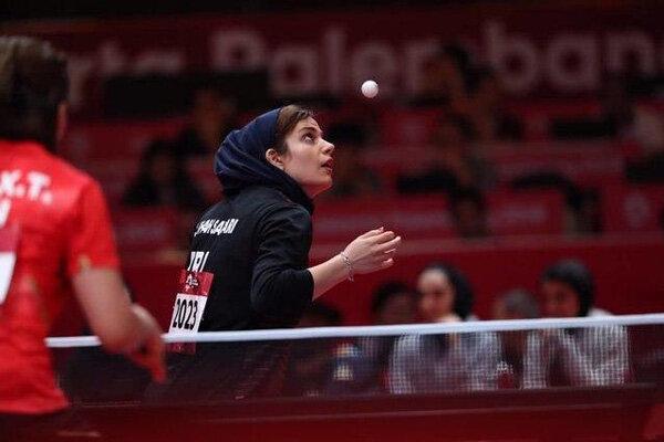اعزام بانوان پینگ پنگ باز به قطر برای کسب سهمیه المپیک