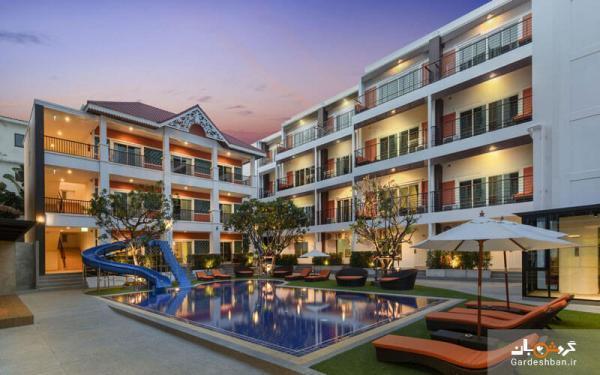 هتل اف ایکس پاتایا؛ اقامتگاهی 3ستاره، شیک و زیبا