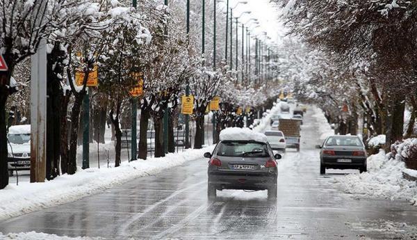 هوای سرد در بعضی نقاط کشور ماندگار است، آسمانی صاف در اغلب شهر ها از 9 اسفند خبرنگاران